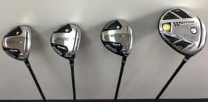 Warrior Golf Clubs 1